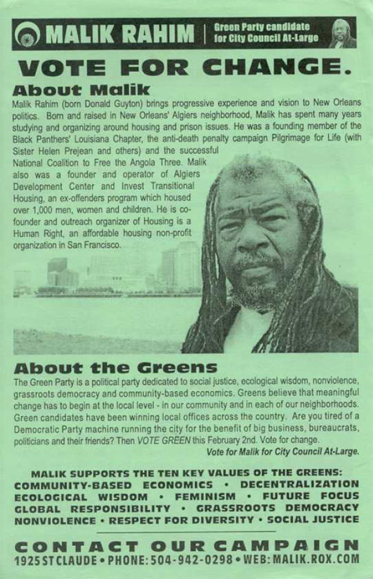 "The image ""http://www.itsabouttimebpp.com/Chapter_History/images/New_Orleans/Malik_Rahim-GreenParty.jpg"" cannot be displayed, because it contains errors."
