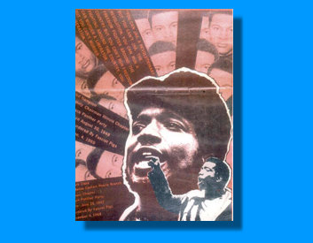 1. Fred Hampton / Mark Clark -- 2. NY Sisters